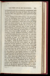 Thoughts And Sentiments On The Evil & Wicked Traffic Of The Slavery & Commerce Of The Human Species -Page 13
